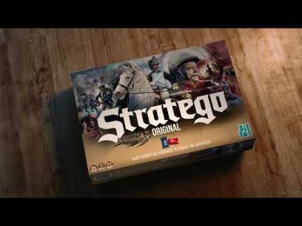 How to play ZITO!- STRATEGO ORIGINAL