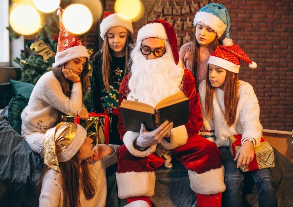Γιορτινές ιστορίες